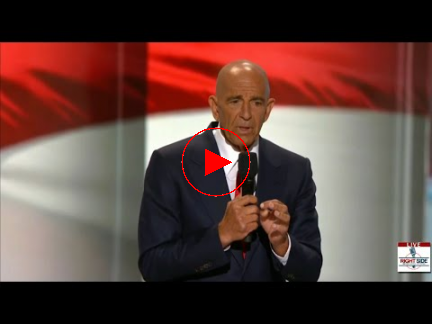 Tom Barrack Full Speech at Republican National Convention (7-21-16)