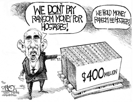Money For Hostages