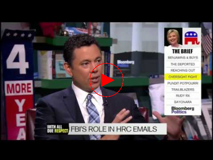 Chaffetz Discusses Clinton Emails with John Heilemann