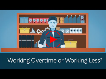 Working Overtime or Working Less? – YouTube